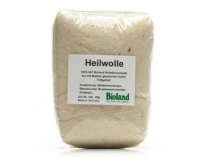 Heelwol 50 gram