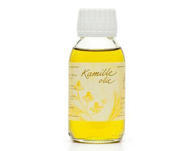 biologische kamille olie